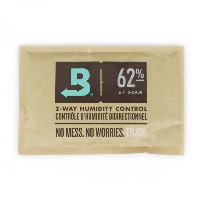 Sachet de contrôle d'humidité 62 % (67 g)